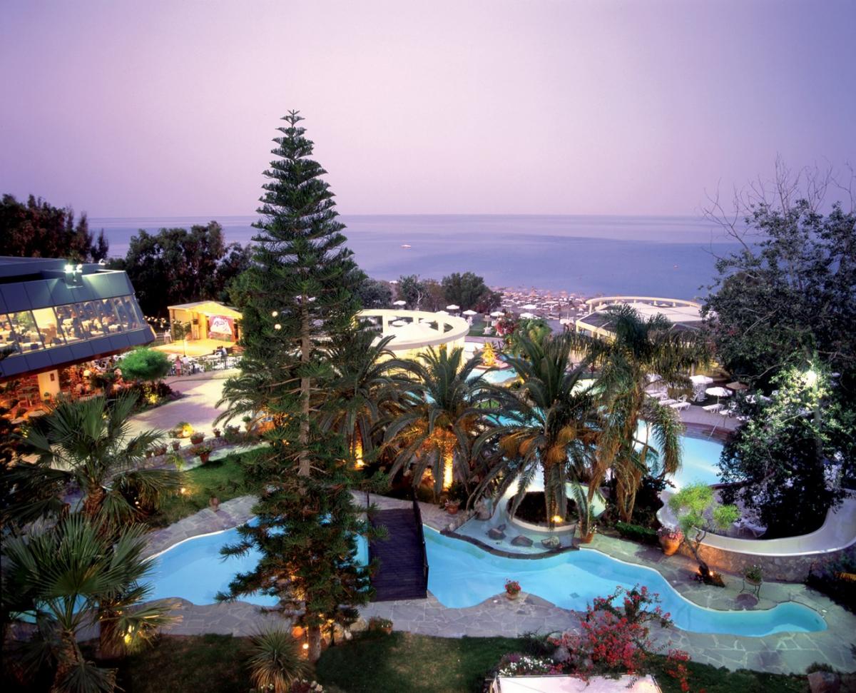 hotel calypso beach rhodos