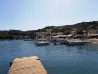 Agios Stefanos (východ)