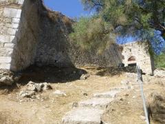 Ruiny pevnosti Gardiki