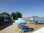 Pláž Agios Petros - ostrov Korfu foto 4