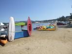 Pláž Sidari (Canal d'Amour) - ostrov Korfu foto 3