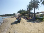 Pláž Sidari (Canal d'Amour) - ostrov Korfu foto 5