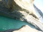 Pláž Sidari (Canal d'Amour) - ostrov Korfu foto 7