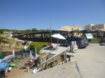 Pláž Sidari (Canal d'Amour) - ostrov Korfu foto 14