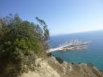Pláž Arkoudila (Arkoudillas) - ostrov Korfu foto 9