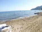 Pláž Kavos - ostrov Korfu foto 8