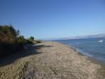 Pláž Kavos - ostrov Korfu foto 9