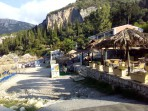 Pláž Liapades (Gefyra) - ostrov Korfu foto 2