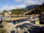 Pláž Liapades (Gefyra) - ostrov Korfu foto 3