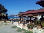 Pláž Liapades (Gefyra) - ostrov Korfu foto 8