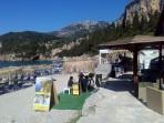 Pláž Liapades (Gefyra) - ostrov Korfu foto 10