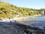 Pláž Gialiskari (Yaliskari) - ostrov Korfu foto 2