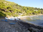 Pláž Gialiskari (Yaliskari) - ostrov Korfu foto 3