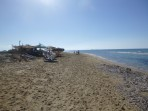 Pláž Halikounas - ostrov Korfu foto 2