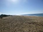 Pláž Halikounas - ostrov Korfu foto 4