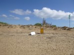 Pláž Halikounas - ostrov Korfu foto 8