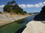 Jezero Korission (Korrision) - ostrov Korfu foto 3