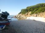 Pláž Glyko (Limni) - ostrov Korfu foto 2