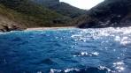 Pláž Agios Iliodoros (Linodoros) - ostrov Korfu foto 4