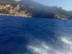 Pláž Agios Iliodoros (Linodoros) - ostrov Korfu foto 2
