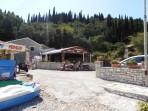 Pláž Agni - ostrov Korfu foto 4