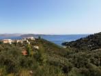 Pláž Agni - ostrov Korfu foto 6