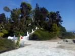 Pontikonissi (Myší ostrov) - ostrov Korfu foto 15