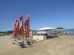 Pláž Sidari - ostrov Korfu foto 2