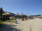 Pláž Sidari - ostrov Korfu foto 4