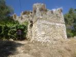 Ruiny pevnosti Gardiki - ostrov Korfu foto 1