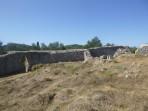 Ruiny pevnosti Gardiki - ostrov Korfu foto 2