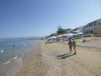 Pláž Acharavi - ostrov Korfu foto 4