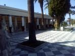 Zámek Achilleion - ostrov Korfu foto 8