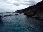 Ostrov Antipaxos - ostrov Korfu foto 3