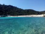Ostrov Antipaxos - ostrov Korfu foto 4