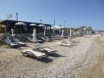 Pláž Acharavi - ostrov Korfu foto 5