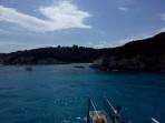 Ostrov Antipaxos - ostrov Korfu foto 8