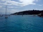 Ostrov Antipaxos - ostrov Korfu foto 9