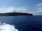 Ostrov Antipaxos - ostrov Korfu foto 11