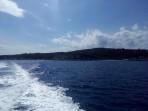 Ostrov Antipaxos - ostrov Korfu foto 14
