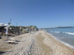 Pláž Acharavi - ostrov Korfu foto 6