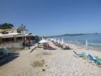 Pláž Acharavi - ostrov Korfu foto 7