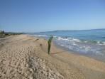 Pláž Almyros - ostrov Korfu foto 2