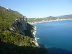 Afionas - ostrov Korfu foto 1