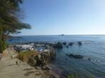 Pláž Pelekas - ostrov Korfu foto 2