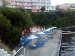 Pláž Perama - ostrov Korfu foto 4
