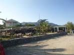 Pláž Almyros - ostrov Korfu foto 7