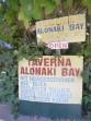 Pláž Alonaki - ostrov Korfu foto 3