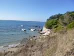 Pláž Alonaki - ostrov Korfu foto 4
