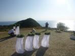 Afionas - ostrov Korfu foto 4
